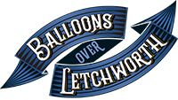 Balloons Over Letchworth Logo